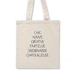 Tote Bag - Chic