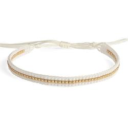 Bracelet Miyuki - n°3 Blanc