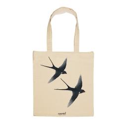 Tote Bag - Hirondelles