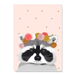 Cahier Raccoon