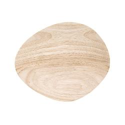Plat en Bois - 20 cm