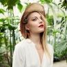 Collier Bali or et rouge - Laëti Trëma - Les inutiles