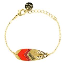Bracelet Sunshade Doré - Garance