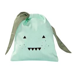 Pochette Monstre - Lunchbag Adventurer Fabelab - Les inutiles