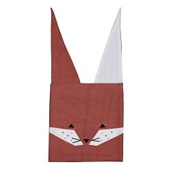 Pochette Renard - Lunchbag Fox Fabelab - Les inutiles