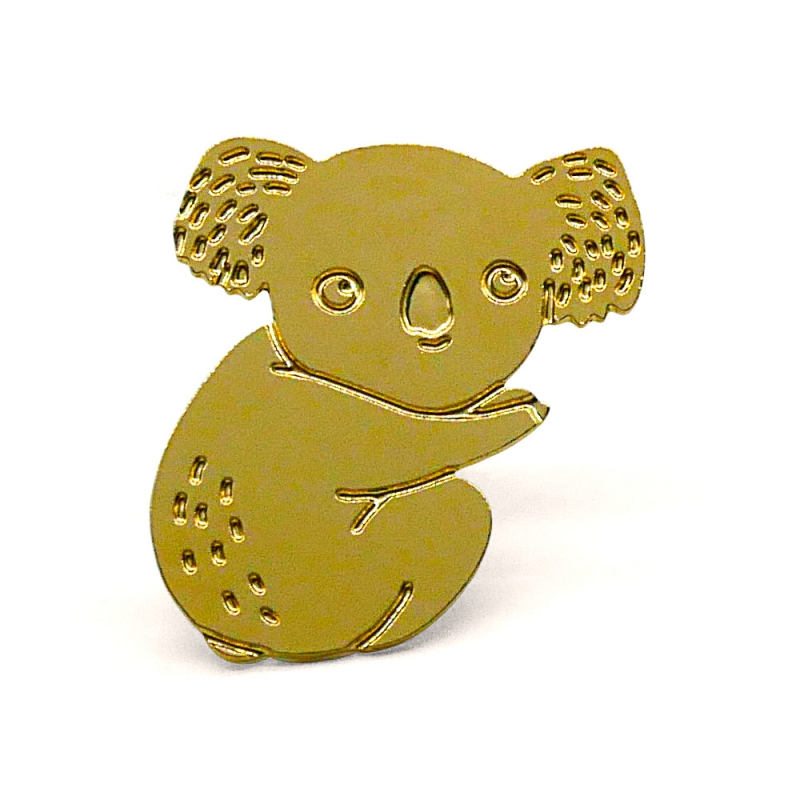pin's koala - titlee broche - boutique les inutiles