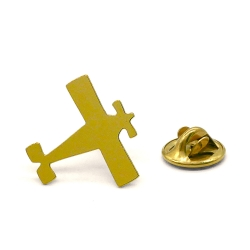 Pin's Avion - Graham Lapel Pin Titlee - Boutique Les inutiles