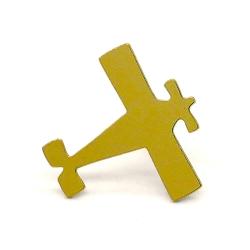 Pin's Avion - Graham Lapel Pin Titlee - Boutique Les inutiles