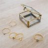 Bijoux en argent et vermeil sertis de pierres fines muja juma - boutique Les inutiles