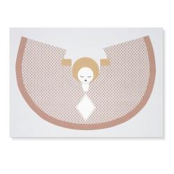 Himli Angels by Jurianne Matter - Déco de Noël Ange à message - Lot de Carte de Vœux Anges - Boutique Les inutiles