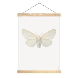 Porte Affiche en Bois Liljebergs - baguette aimantées cadre photo - Boutique Les inutiles