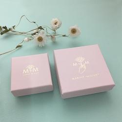Bijoux Marine Mistake Boutique Les inutiles • Créatrice Française • Idée cadeau écrins à bijoux rose
