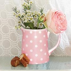 Porcelaines et textiles GreenGate - Décoration Danoise aux couleurs gourmandes