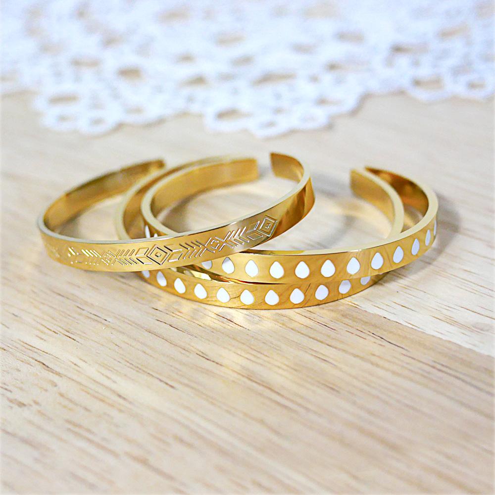 Bracelets Jons Thelma et Louise - Omacoo Paris - Boutique Les inutiles